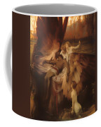 The Lament For Icarus Coffee Mug