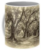 The Lane Sepia Coffee Mug