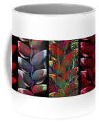 The Many Faces Of Heliconia  Coffee Mug