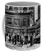 The Market At Pike Place Coffee Mug by David Patterson