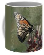 The Monarch Painterly Coffee Mug