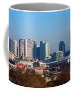 The Nashville Skyline As Viewed Coffee Mug