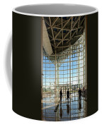 The New Kaohsiung Exhibition Center Coffee Mug by Yali Shi