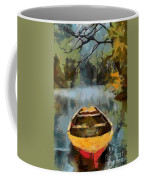 The Old Boat Coffee Mug