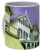 The Painted Ladies Of Cape May Coffee Mug