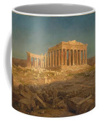 The Parthenon Coffee Mug