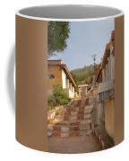 The Path To The Temple Coffee Mug