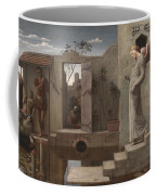 The Pool Of Bethesda Coffee Mug