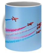 The Red Arrows Coffee Mug