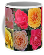 Spring Time Roses Coffee Mug