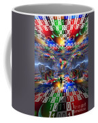 The Search For Extraterrestrial Life Coffee Mug