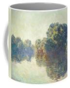 The Seine At Giverny Coffee Mug