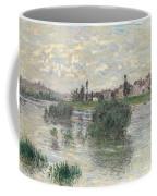 The Seine At Lavacourt Coffee Mug