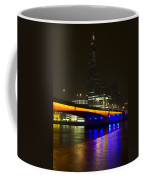 The Shard And London Bridge Coffee Mug