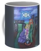 The Silvery Moon Coffee Mug