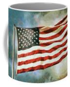 The Stars And Stripes Coffee Mug