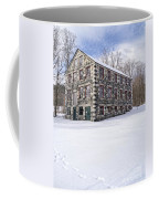 The Stone Mill At The Enfield Shaker Museum Coffee Mug