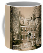 The Taft House - Brown University 1958 Coffee Mug