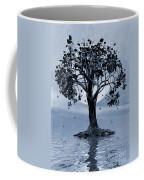 The Tree That Wept A Lake Of Tears Coffee Mug