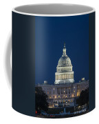 The United States Capitol Building Coffee Mug