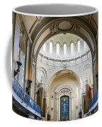 The United States Naval Academy Chapel Coffee Mug