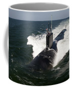 The Virginia-class Attack Submarine Uss Coffee Mug