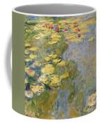 The Waterlily Pond Coffee Mug
