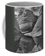 The Wave With Reflection Coffee Mug