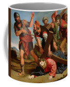 The Way To Calvary Coffee Mug