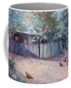 The White Picket Fence Coffee Mug