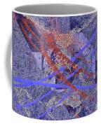 The Writing On The Wall 10 Coffee Mug