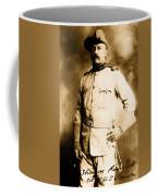Theodore Roosevelt 1898 Coffee Mug