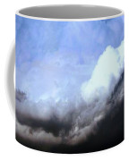 There Be A Storm A Brewin In Nebraska Coffee Mug