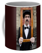Thinking Outside The Rectangle Coffee Mug