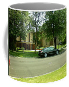 Third Unitarian Church Of Chicago Coffee Mug