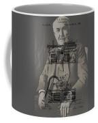 Thomas Edison's Phonograph Coffee Mug