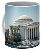 Thomas Jefferson Memorial In Washington Dc Usa Coffee Mug