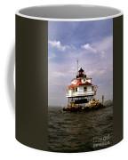 Thomas Point Shoal Lighthouse Coffee Mug