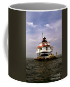 Thomas Point Shoal Lighthouse Coffee Mug