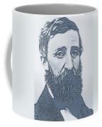 Thoreau Coffee Mug