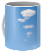 Thought Clouds Coffee Mug