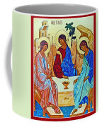 Three Angels Coffee Mug