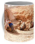 Three Camels Coffee Mug