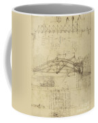 Three Kinds Of Movable Bridge Coffee Mug