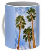 Three Palms Palm Springs Coffee Mug