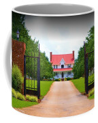 Through The Gate Coffee Mug