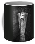 Through The Pane Coffee Mug by Scott Wyatt