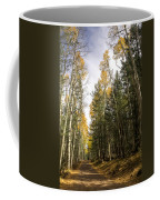 A Path Through The Woods  Coffee Mug