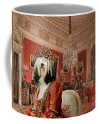 Tibetan Terrier Art Canvas Print Coffee Mug
