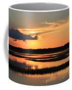 Tidal Marsh Wilmington Nc Coffee Mug